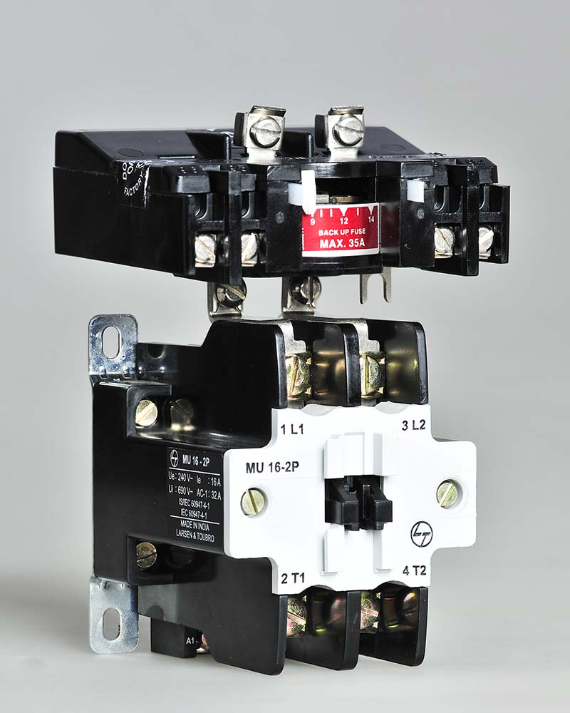 POWER CONTACTORS | Electrical & Automation | L&T India on magnetic contactor with overload relay, 8 pin relay wiring, electrical relay wiring, magnetic energy, control relay wiring, 24vdc contactor relay wiring,
