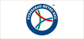 HYDERABAD METRO RAIL EMBLEM