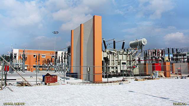Power Supply, Traction And SCADA System