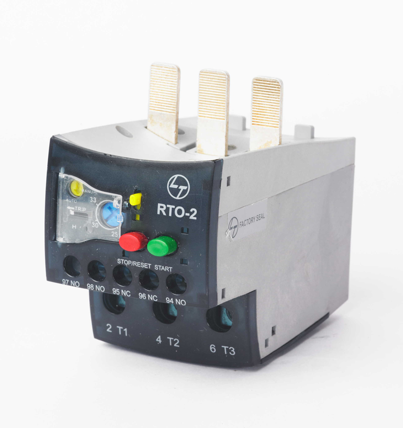 thermal overload relays electrical automation l t thermal overload relays