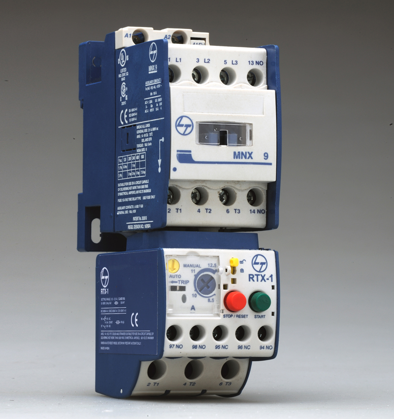thermal overload relays electrical automation l t