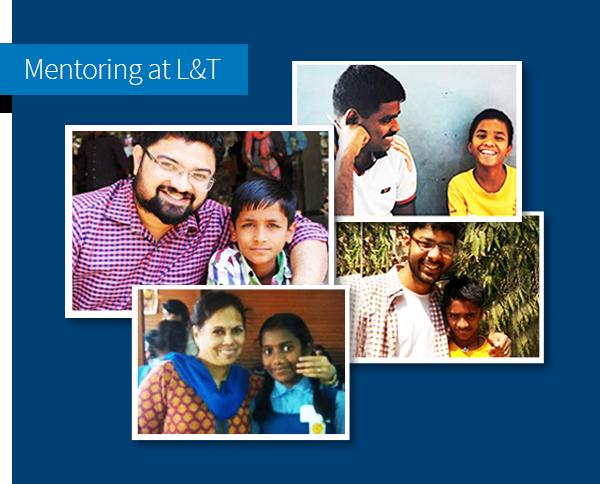 Mentoring at L&T