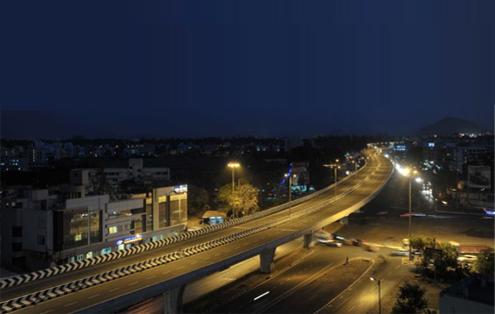 شركة لارسن آند توبرو لمشاريع تطوير البنية التحتية المحدودة