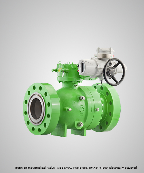 Trunnion-mounted-Ball-Valve---Side-Entry,-Two-piece,-10-X8--1500,-Electrically-actuated.jpg