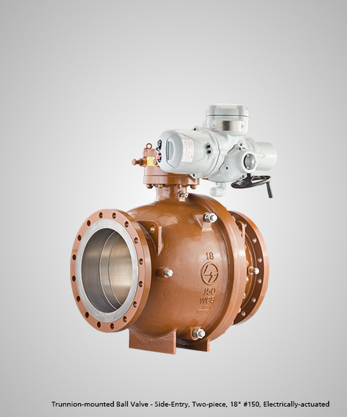 Trunnion-mounted-Ball-Valve---Side-Entry,-Two-piece,-18--150,-Electrically-actuated.jpg