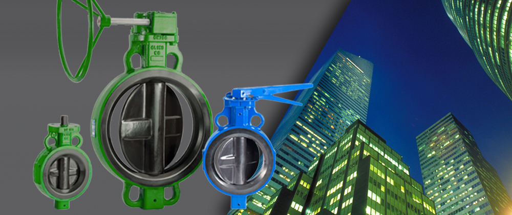Aquaseal Elastomer-lined Butterfly Valves