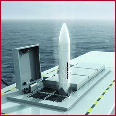 Sea Ceptor Missile System