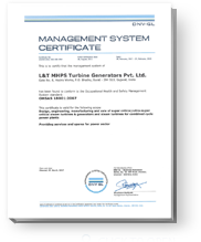 OHSAS:18001 Certification