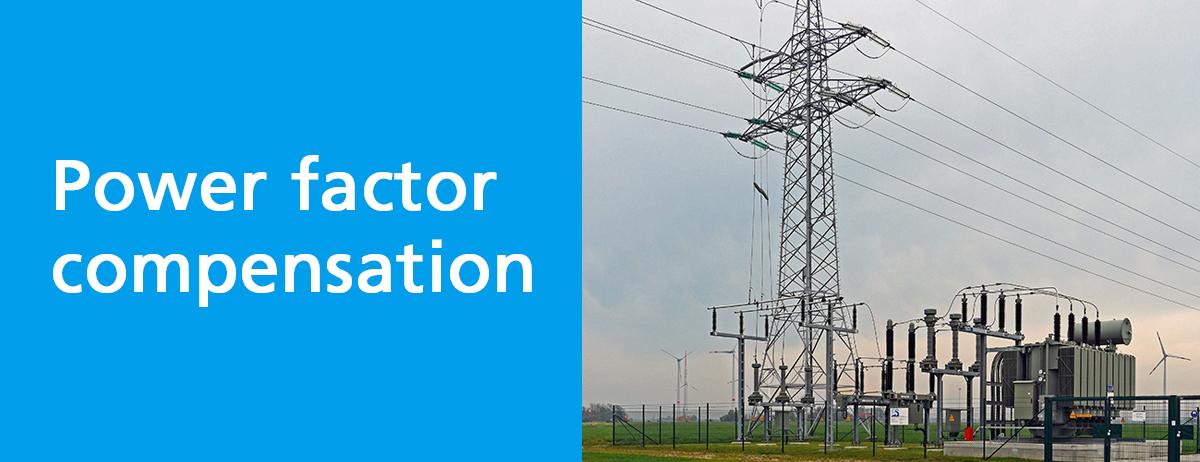 Power factor compensation