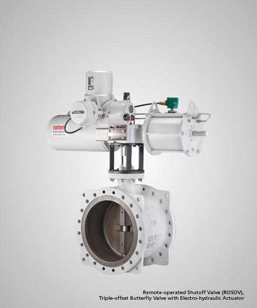 Remote-operated-Shutoff-Valve-(ROSOV),-Triple-offset-Butterfly-Valve-with-Electro-hydraulic-Actuator.jpg