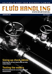 Check your check valve, Fluid Handling International, Mar/Apr 2019
