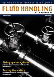 Check your check valve, Fluid Handling International, Mar/Apr 2019