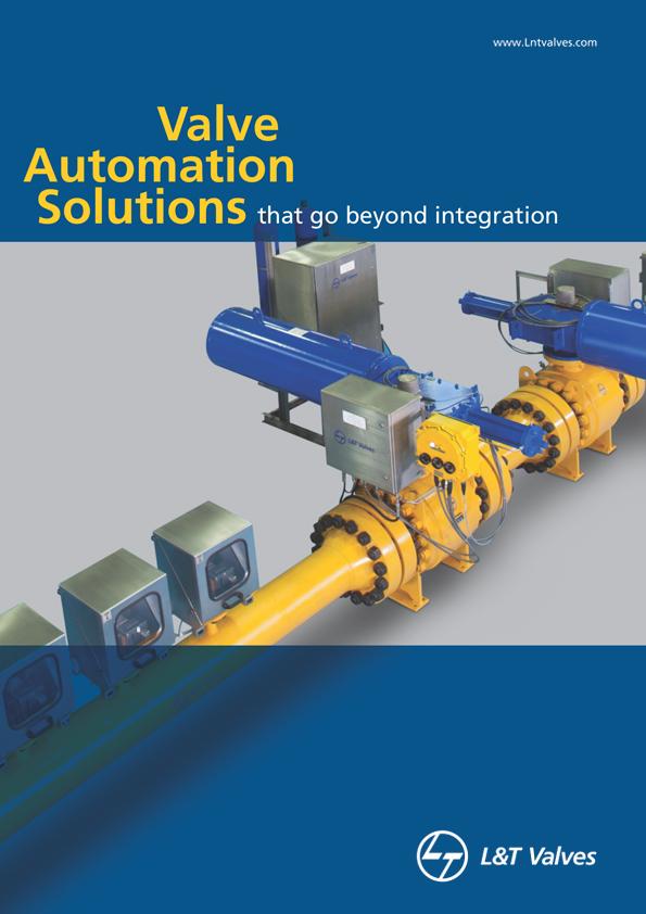 L&T Valve Automation Solutions