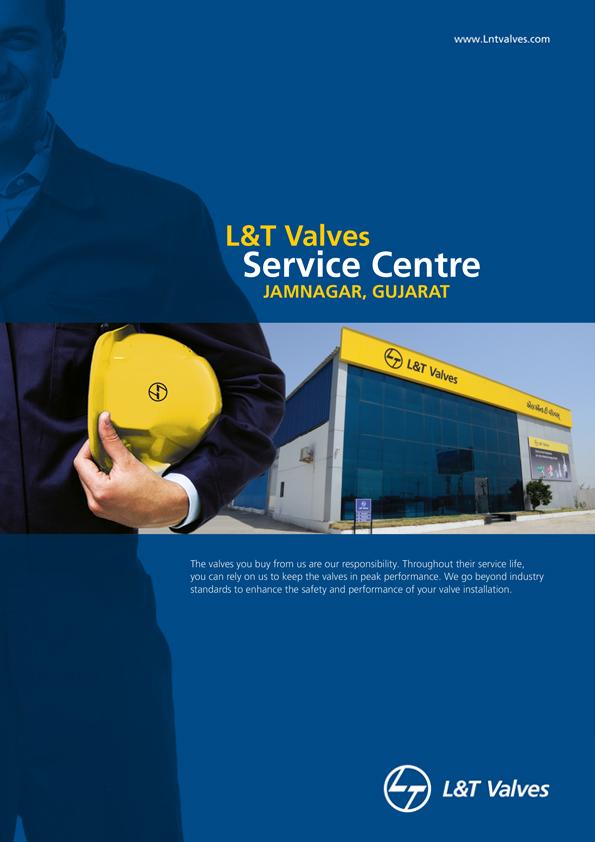 L&T Valves Service Centre