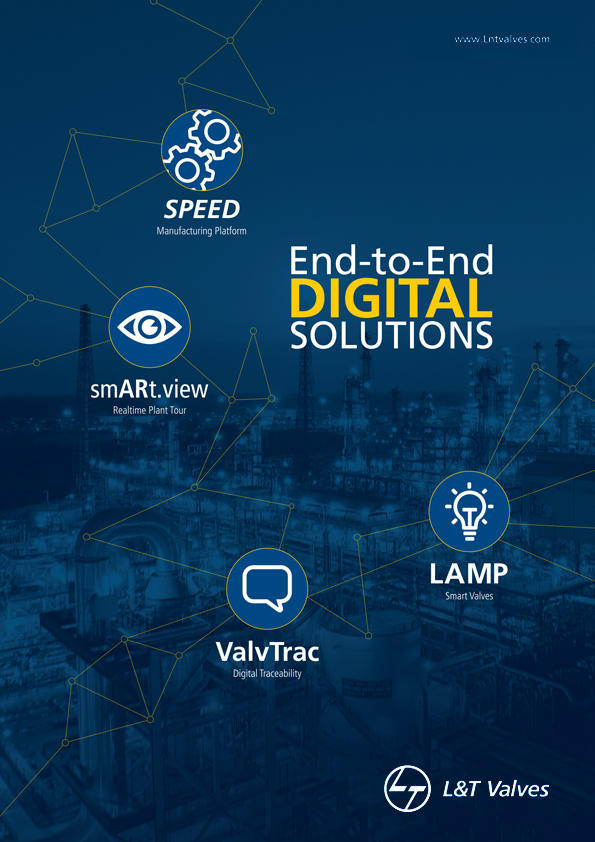 L&T Valves Digital Solutions