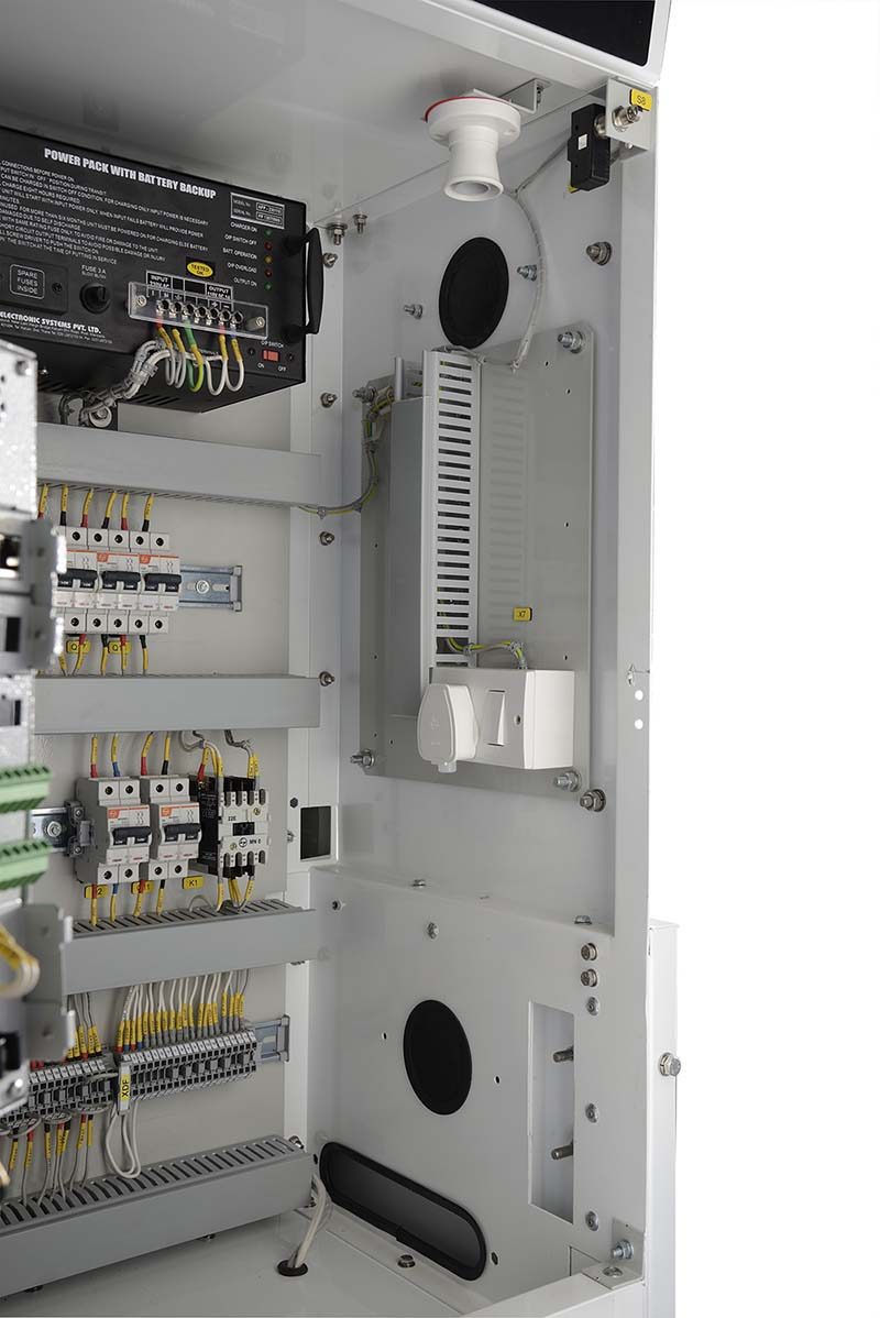 Air Insulated Switchgear Assembly (AIS) | Electrical & Automation