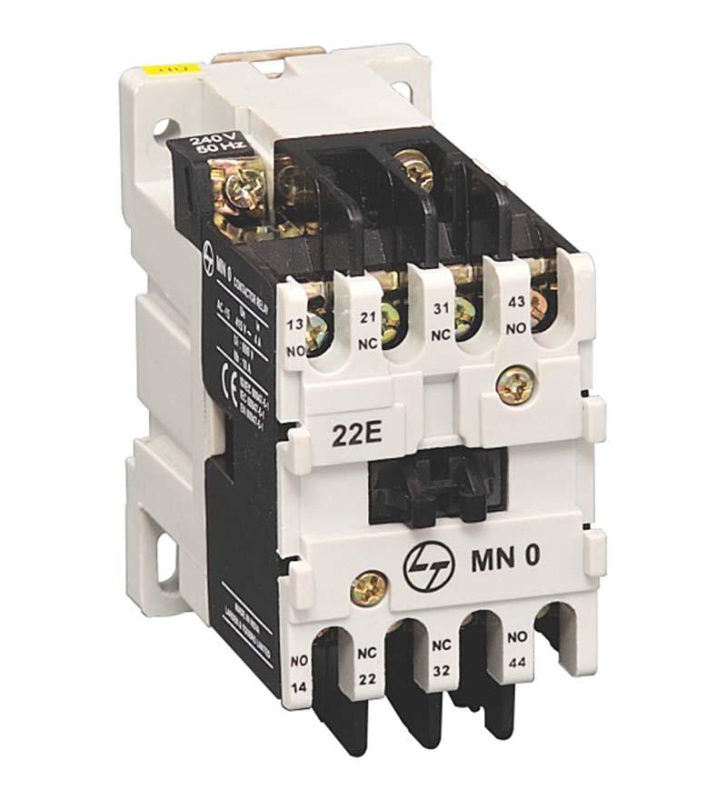 LVProds Contactors Control Contactor - MN0 Control contactor