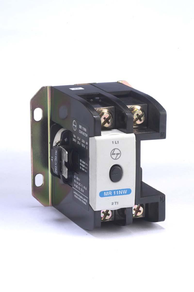 MR 11W  Single pole contactor