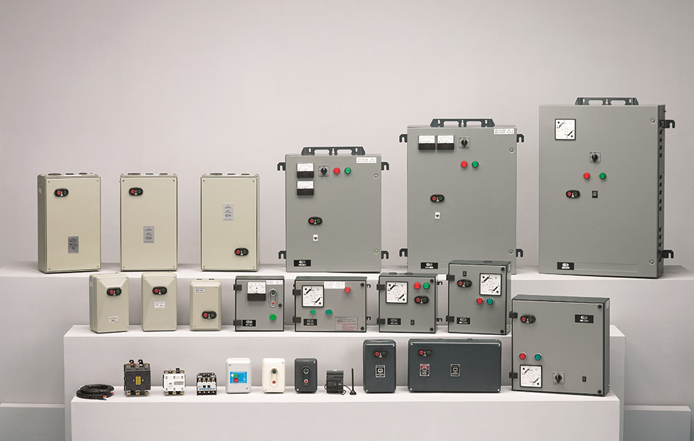 Starters & Submersible Controllers