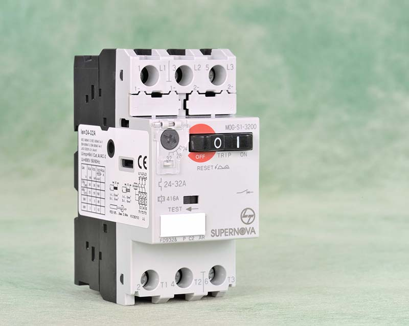 Motor Protection Circuit Breakers | Electrical & Automation | L&T India