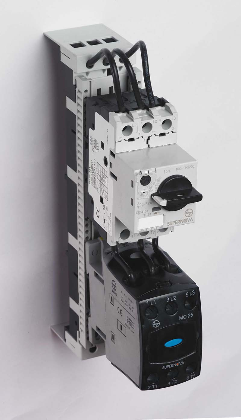 MPCB with contactor