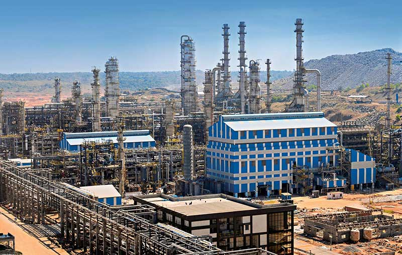 Solutions for Refineries and Petrochemicals