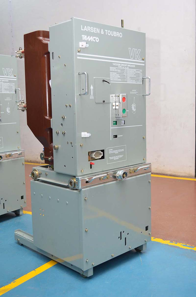 Vaccum Circuit Breaker | Electrical & Automation | L&T India