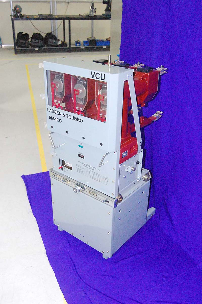 Vacuum Circuit Contactor_I4