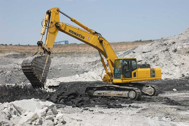 Komatsu PC210 LC-8M0 Excavator - Construction & Mining Equipment