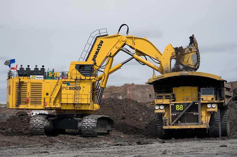 Komatsu PC210 LC-8M0 Excavator - Construction & Mining