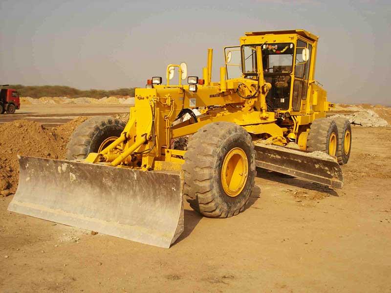 Komatsu Motor Graders - Construction & Mining Equipment