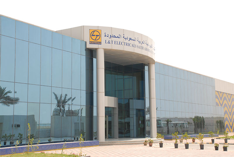 Dammam, Saudi Arabia | L&T Corporate | L&T India