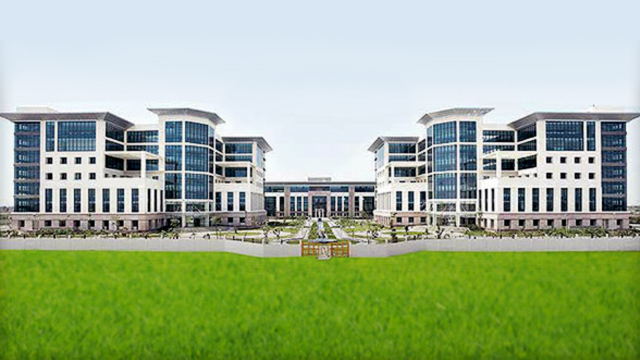 L&T Knowledge City, Gujarat
