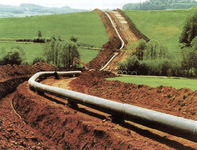 Cross-Country Pipelines Construction | Hydrocarbon | L&T India