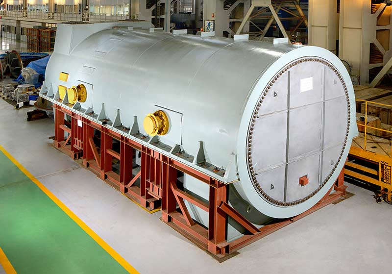Supercritical Turbine Generators