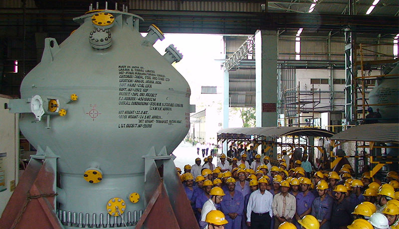 Coal Lock