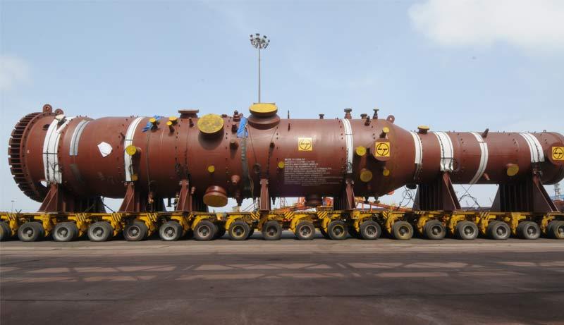 Gasifier Pressure Vessels
