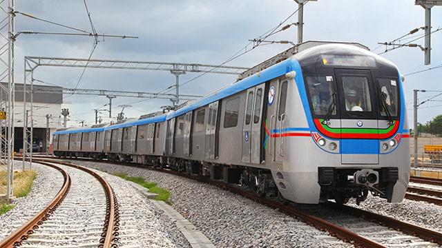 Rolling Stock | Hyderabad Metro | L&T India