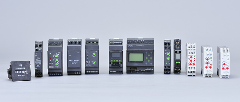 Timers, Time Switches, Monitors & Counters