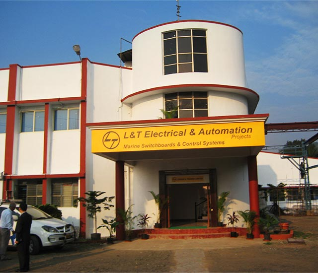 Navi Mumbai, Maharashtra | L&T Corporate | L&T India