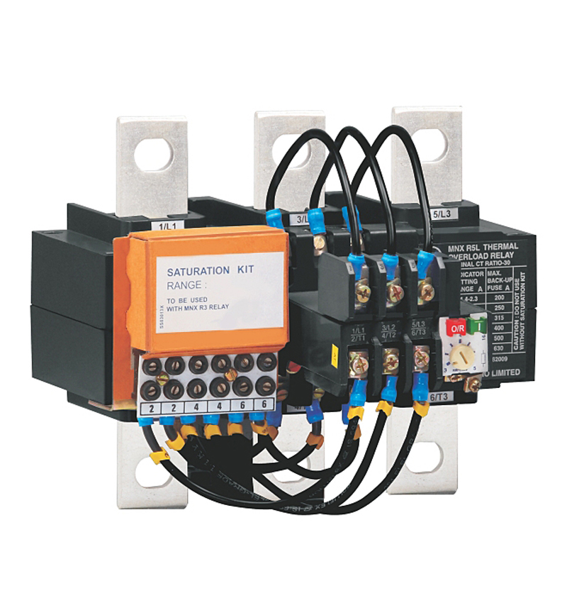 Thermal Overload Relays | Electrical & Automation | L&T India