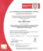 ISO 14001 - 2004 EMS LTCEL