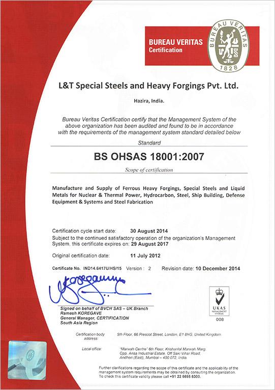 BS OHSAS 18001_2007