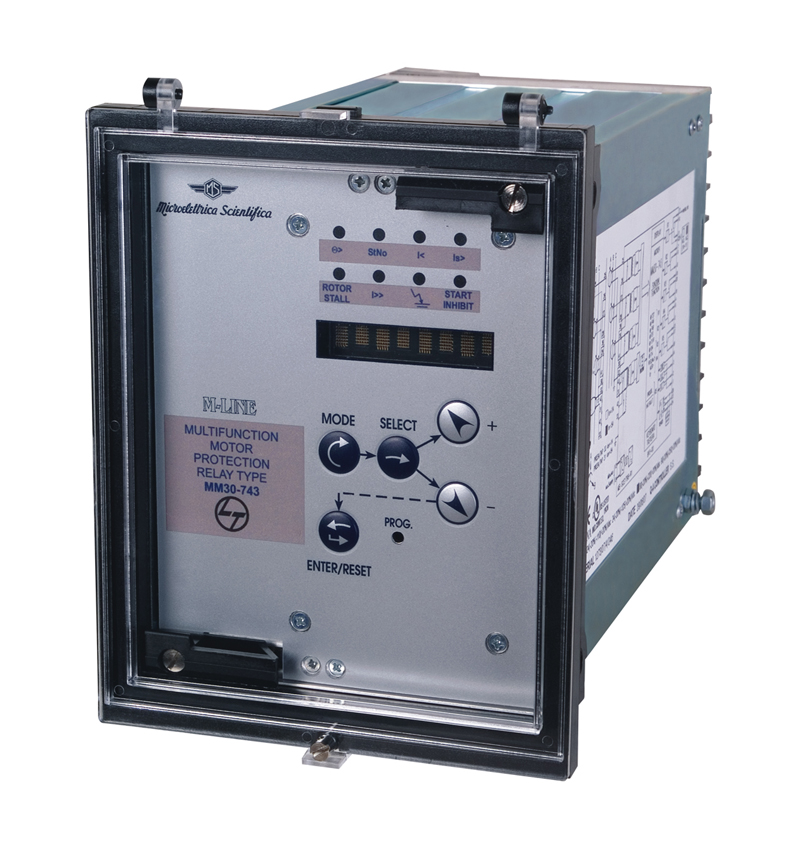 image - MM30 - Comprehensive Motor Protection Relay.jpg