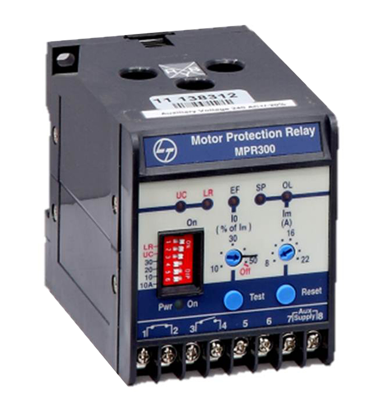 MPR300 Mini Motor Protection Relay | Electrical & Automation