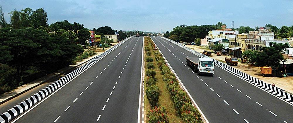 Krishnagiri-Waljhapeth-Toll-Road