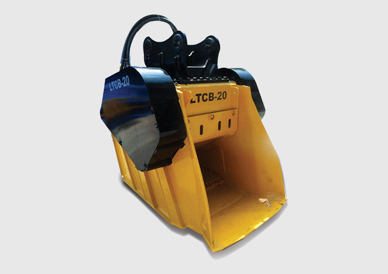 L&T Crusher Bucket - LTCB20