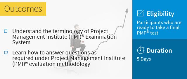 Project Management Professional (PMP) ®