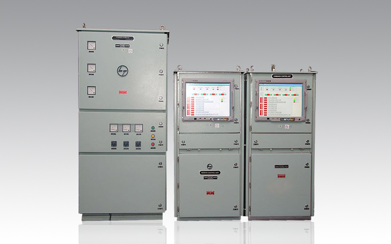 Degaussing Systems