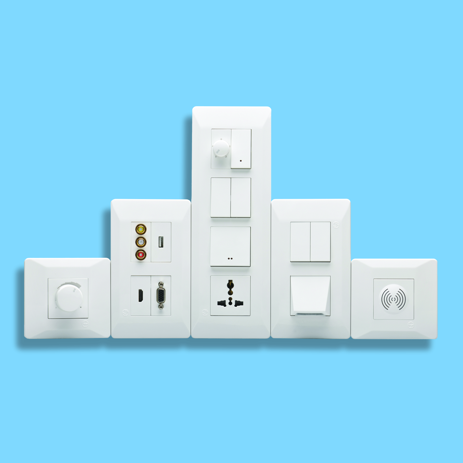 Switches & Sockets | Electrical & Automation | L&T India
